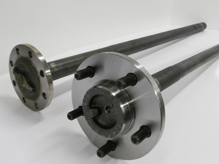 Semi Axle Hubs : Full line source for driveshaft and differential parts